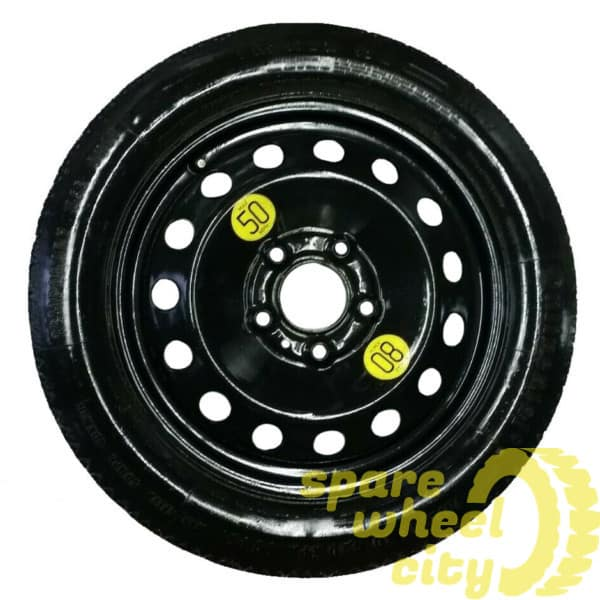 "MERCEDES A CLASS   2012 - PRESESENT DAY  16"" SPACE SAVER SPARE WHEEL 1"