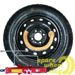 Space Saver / Full Size Steel Spare Wheels 33