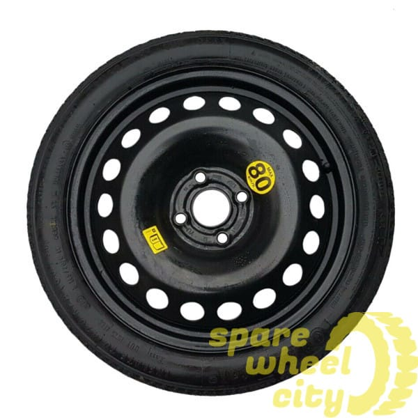 MG 3   2013 – PRESENT 16″ SPACE SAVER SPARE WHEEL 1