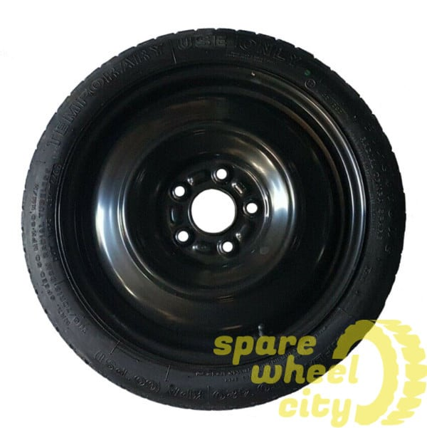 "VOLVO  V60  2010 - PRESENT DAY  18"" SPACE SAVER SPARE WHEEL 1"