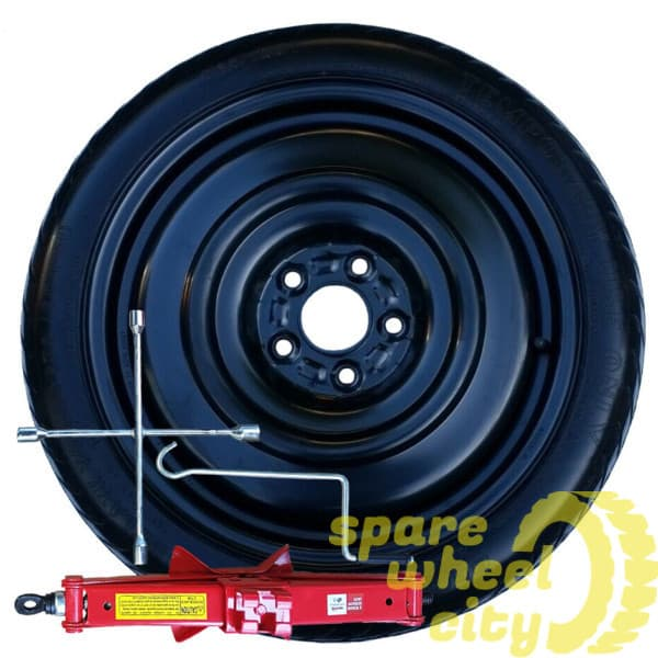 "AUDI  A1  2010 -  PRESENT  17"" SPACE SAVER SPARE WHEEL KIT 1"