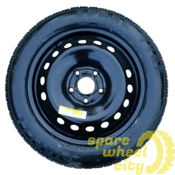 "PEUGEOT 3008 2016 - PRESENT  17"" ( 5 STUD ) SPACE SAVER SPARE WHEEL 1"