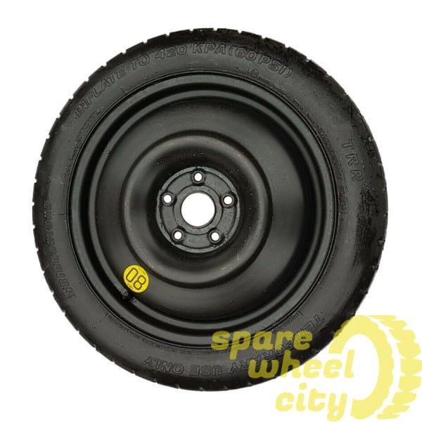 CITREON  C4  AIRCROSS  2012 - 2017  17 inch SPACE SAVER SPARE WHEEL 1