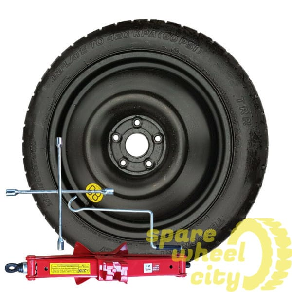 SUZUKI  KIZASHI  2009 - 2015  17inch  SPACE SAVER  SPARE  WHEEL  KIT 1