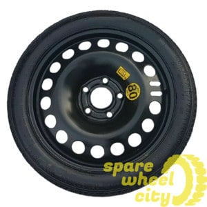 Space Saver / Full Size Steel Spare Wheels 34