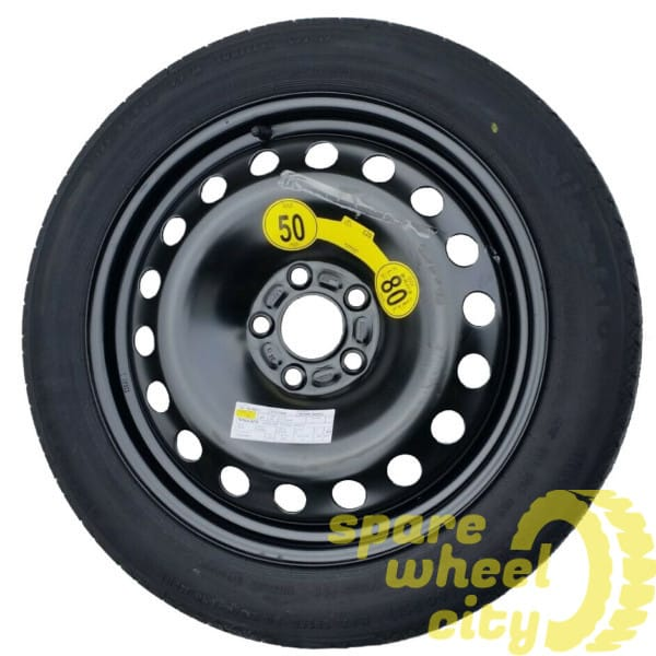 JAGUAR   XF   2007 - 2019  17 inch SPACE  SAVER  SPARE   WHEEL 1