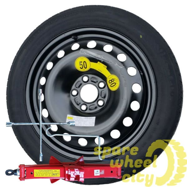"VOLVO S90 2016 ONWARDS NEW 17"" SPACE SAVER SPARE WHEEL KIT 1"