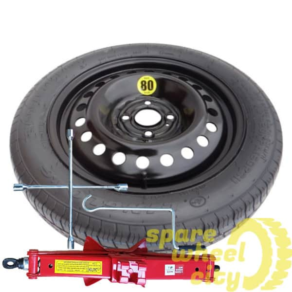 HYUNDAI  i20  2008-PRESENT  15  inch 185/60/15  FULL  SIZE  SPARE   WHEEL KIT 1