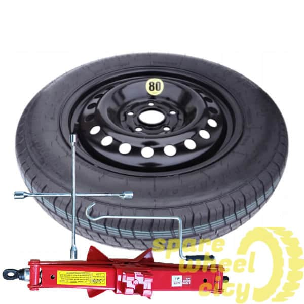 RENAULT  KADJAR  2015 - 2020    215/65/16 FULL  SIZE SPARE WHEEL  KIT 1