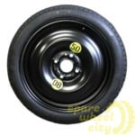 Space Saver / Full Size Steel Spare Wheels 9