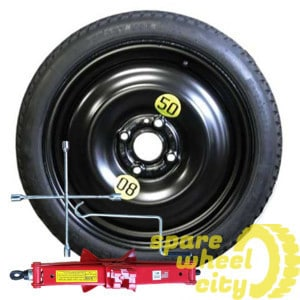 Space Saver / Full Size Steel Spare Wheels 36
