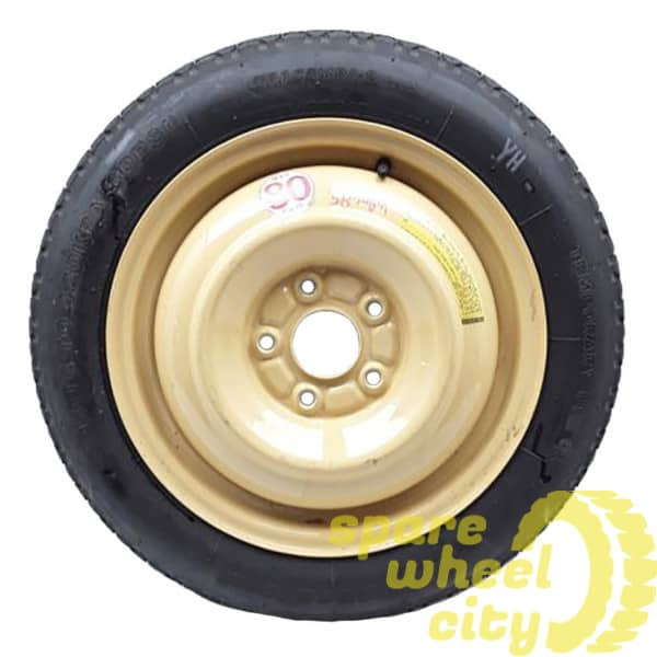 "SKODA  ROOMSTER  2006 - 2015  16"" SPACE SAVER SPARE WHEEL 1"