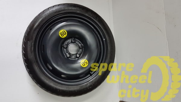 "BMW 5 SERIES  2017-PRESENT  NEW RIM 18"" SPACE SAVER SPARE WHEEL 1"